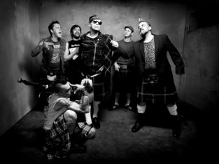 Real Mckenzies + Coppersky