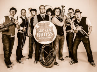 Blue Note Club Nights #3: Broken Brass Ensemble