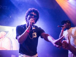 Foto's: The Pharcyde - 10 April 2016