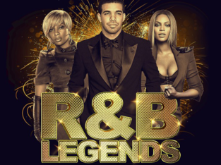 R&B Legends 8 Year Anniversary NYE