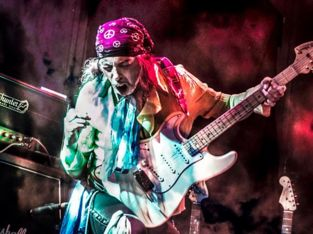 Randy Hansen '50 Years Are You Experienced'