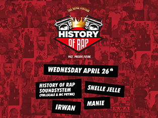 History Of Rap (hiphop)