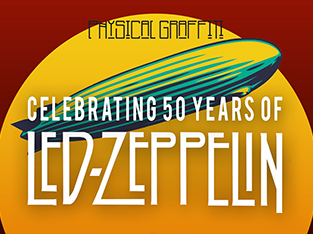 Celebrating 50 Years Of Led Zeppelin by Physical Graffiti (tribute) - 2018