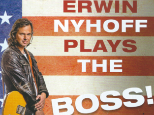 Erwin Nyhoff plays The Boss! (tribute)