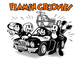 Flamin' Groovies + Fungo Bat (garagerock/powerpop)
