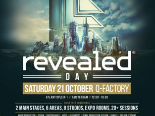 ADE: Revealed Day Conference (playground)