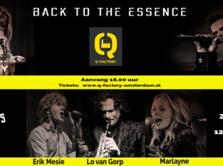 Back To The Essence (pop)