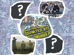 Qurated by Canshaker Pi (indierock)