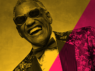A tribute to Ray Charles (soul)