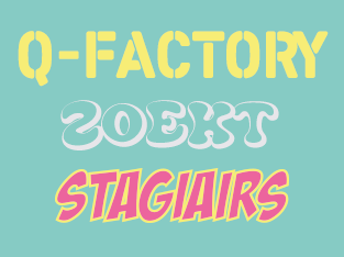 Q-Factory zoekt stagiairs
