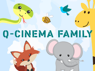 Het Q-Cinema Family programma