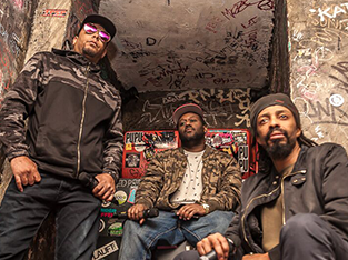 Bizarre Ride Live presents 'Bizarre Ride II The Pharcyde' (hiphop)