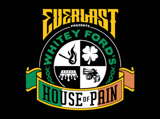 Everlast presents Whitey Ford's House of Pain (bluesrock/hiphop)