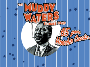 The Muddy Waters Tribute Band - 65 years Hoochie Coochie Man (blues)