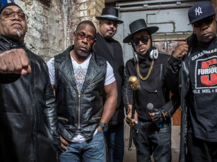 The Sugarhill Gang en Grandmaster Melle Mel & Scorpio Furious Five (Hiphop)