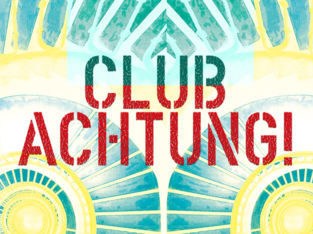 CLUB ACHTUNG! (indie/post-punk)