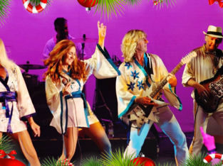 ABBA Gold Europe Christmas Special (tribute)