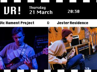 VR! feat. Vic Hament Project and Jester Residence