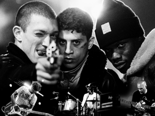 Asian Dub Foundation plays 'La Haine' (live soundtrack)