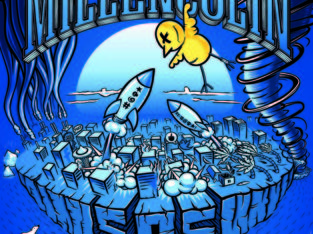 Millencolin + support: Pkew Pkew Pkew (punk rock)