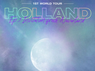 Holland 1st World Tour Ep.1: Invitation from Neverland in Amsterdam (K-pop)