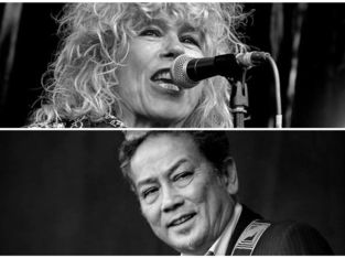 Dinner and Music with Tineke Schoemaker and Johnny Laporte (blues)