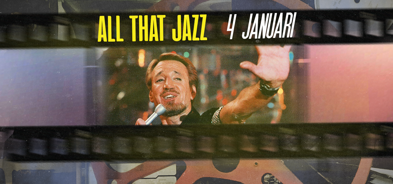 Q-Cinema: All That Jazz