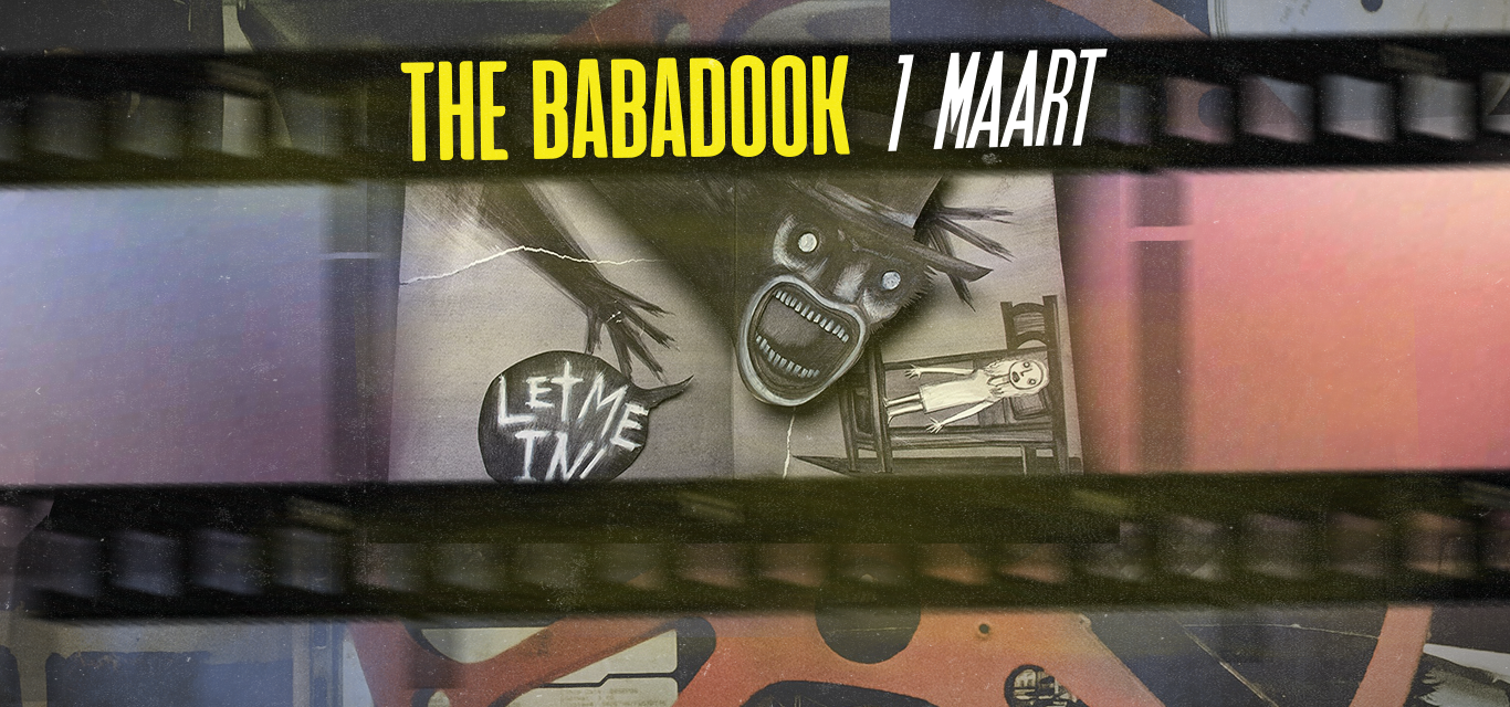 Q-Cinema: The Babadook