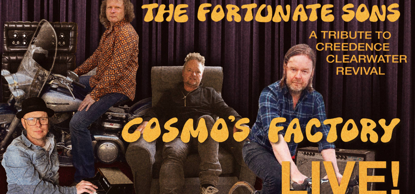 The Fortunate Sons - A Tribute to CCR